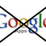 Google no logo