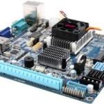 GIADA N70E-DR Mini ITX NAS Motherboard feat