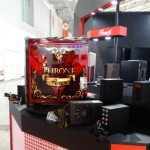 rosewill computex booth 2013 feat