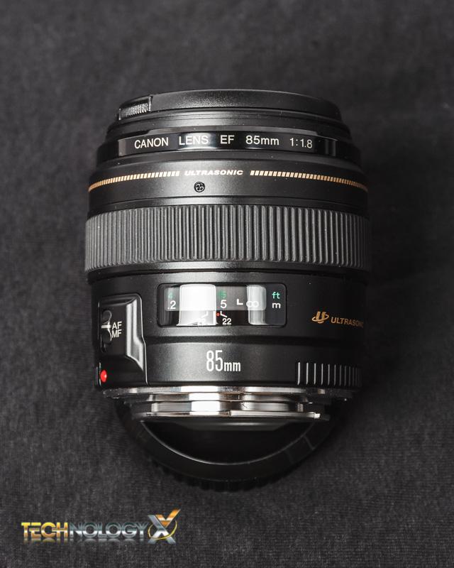 Canon EF 85mm f/1.8 USM – 9
