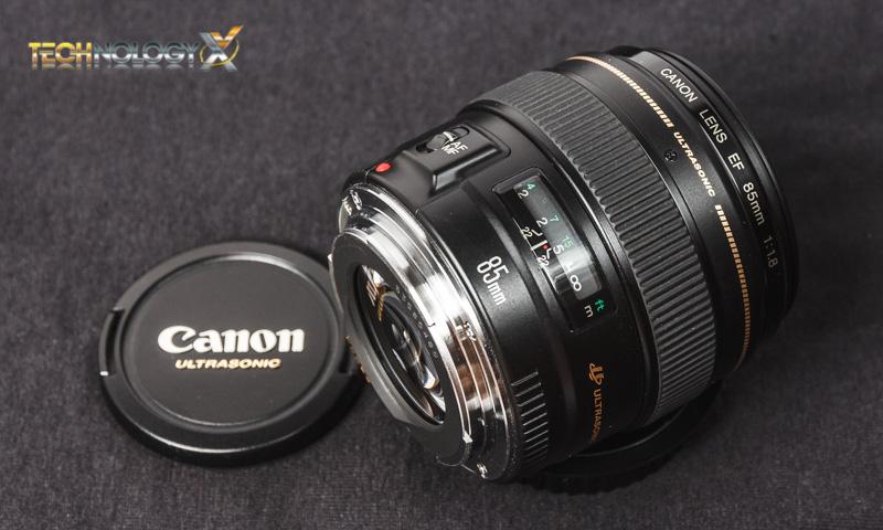 Canon EF 85mm f/1.8 USM – 5