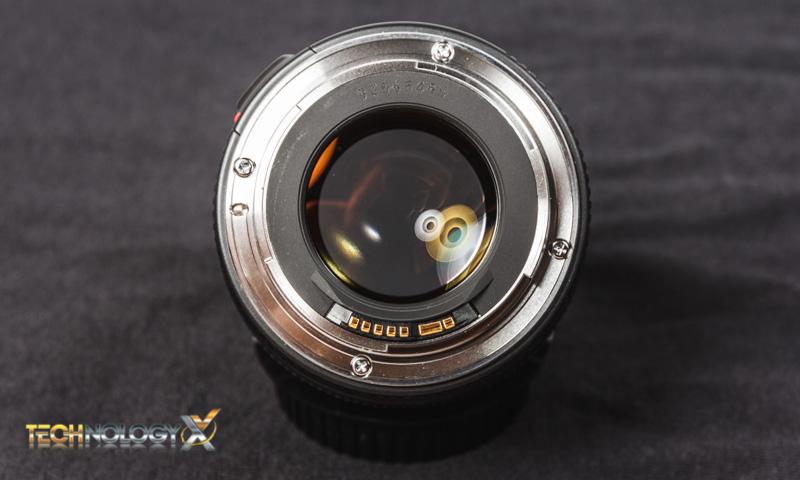 Canon EF 85mm f/1.8 USM – 3