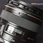Canon EF 85mm f/1.8 USM - 1