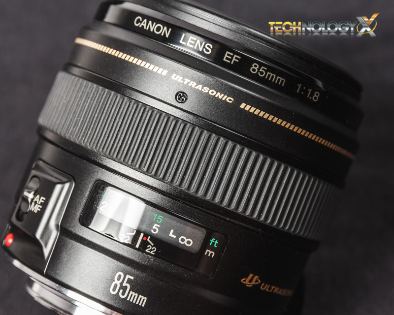 Canon Ef 85mm F 1 8 Usm Telephoto Lens Review Technology X
