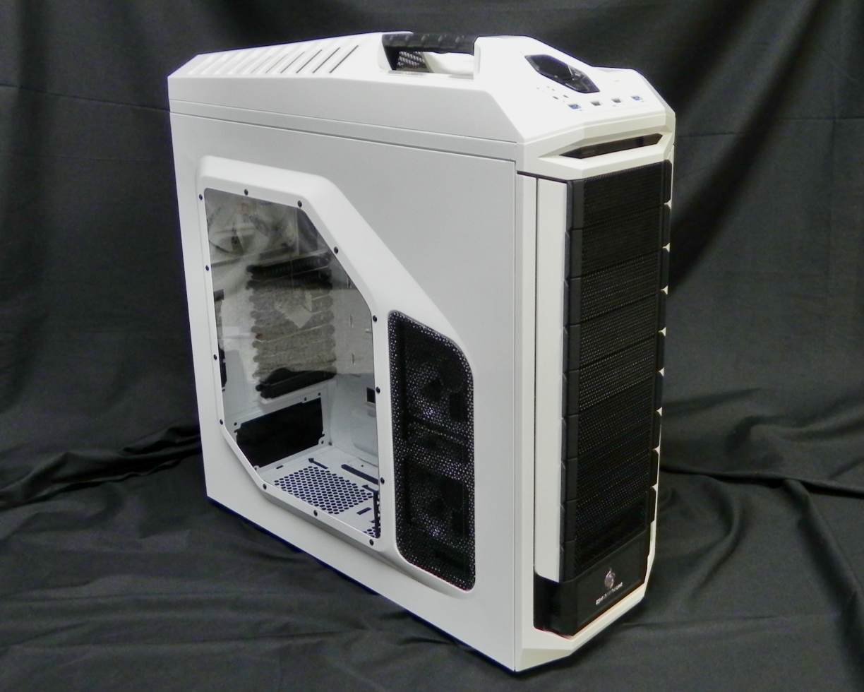 cooler master storm stryker pc chassis review technology x