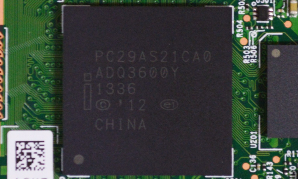 Intel SSD 730 Series 480 GB Controller