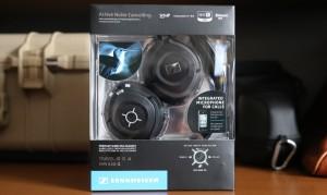 Sennheiser MM 550-X Travelling Headphones Exterior Front