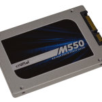 Crucial M550 SSD 512GB Featured