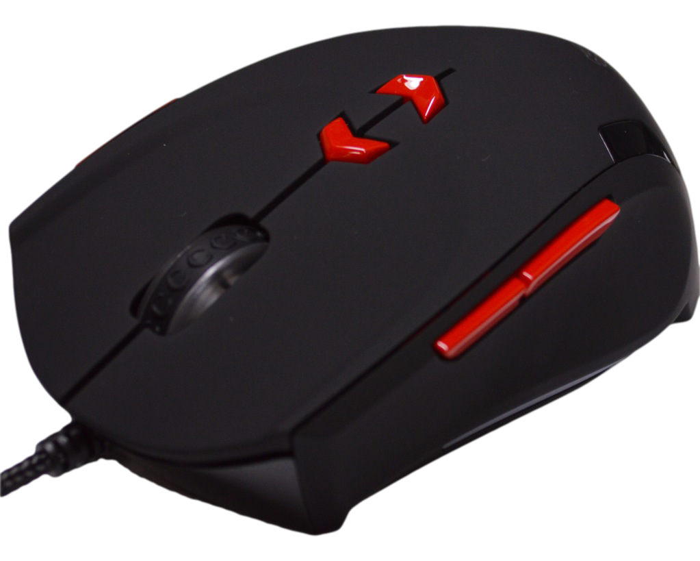 Thermaltake Tt eSPORTS THERON Infrared Gaming Mouse Featured