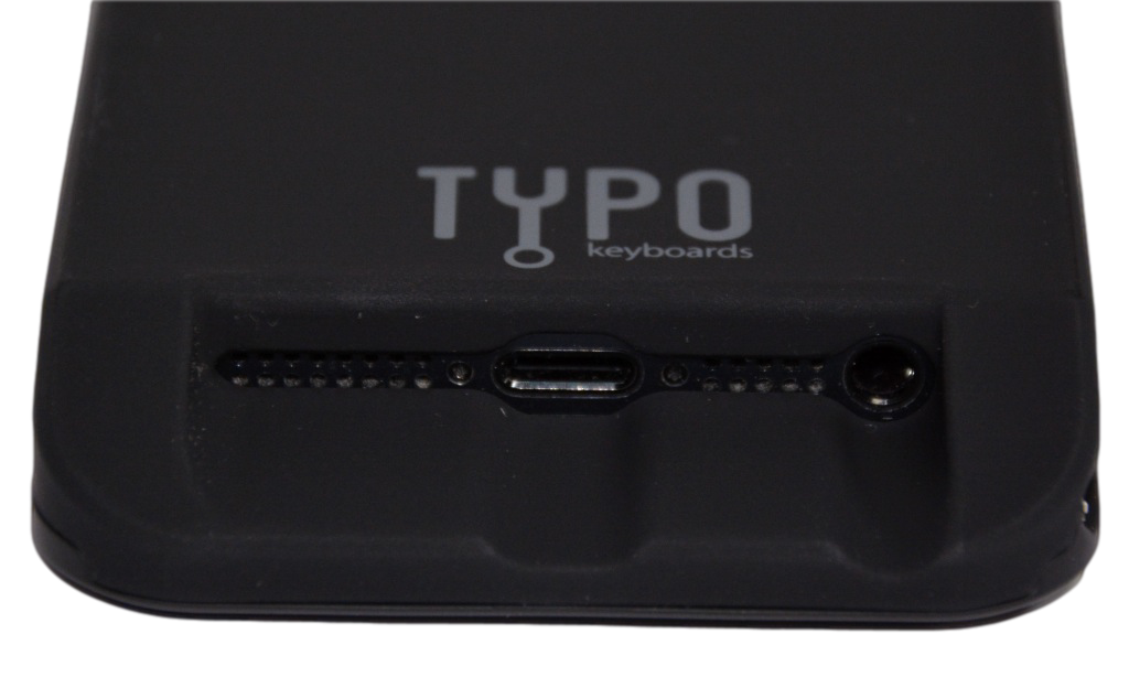 Typo Keyboard Case Bottom