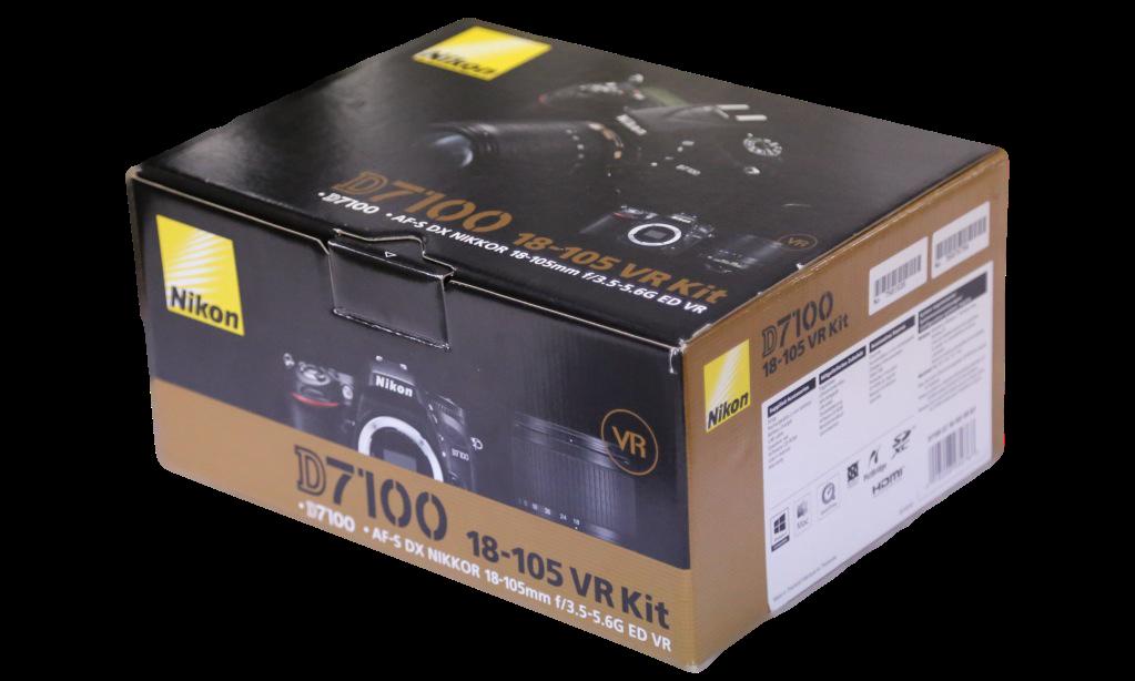 NIKON D7100 BOX