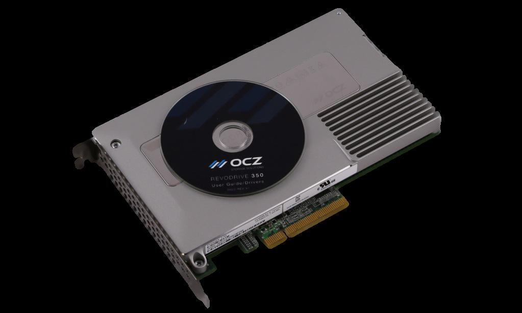 OCZ REVODRIVE 350 PCIE SSD CD