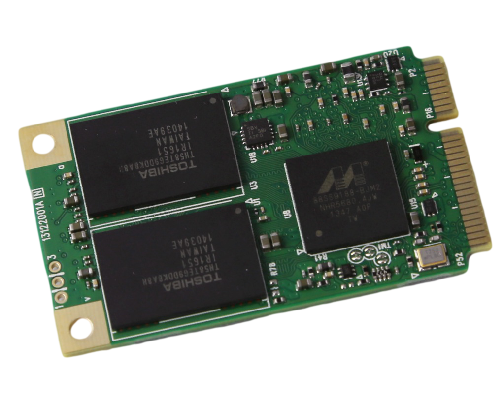PLEXTOR M6M MSATA SSD FEATURED