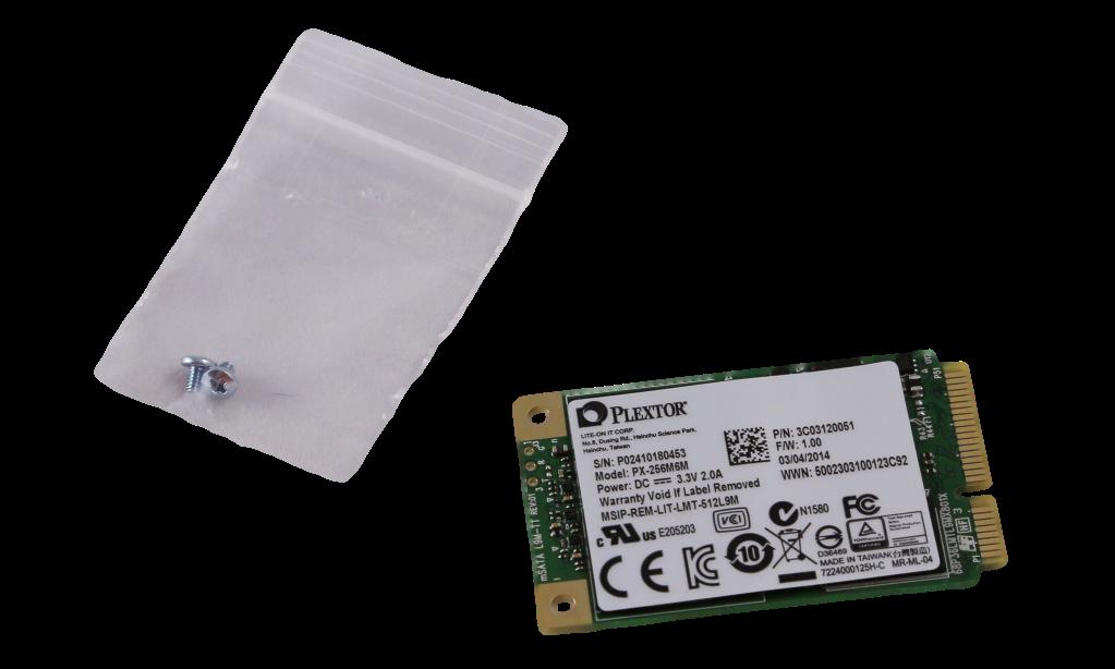 PLEXTOR M6M MSATA SSD SCREWS SSD