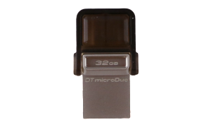 Kingston DataTraveler MicroDuo Front