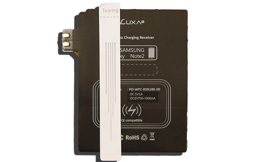 Luxa 2 Wireless Charging Receiver