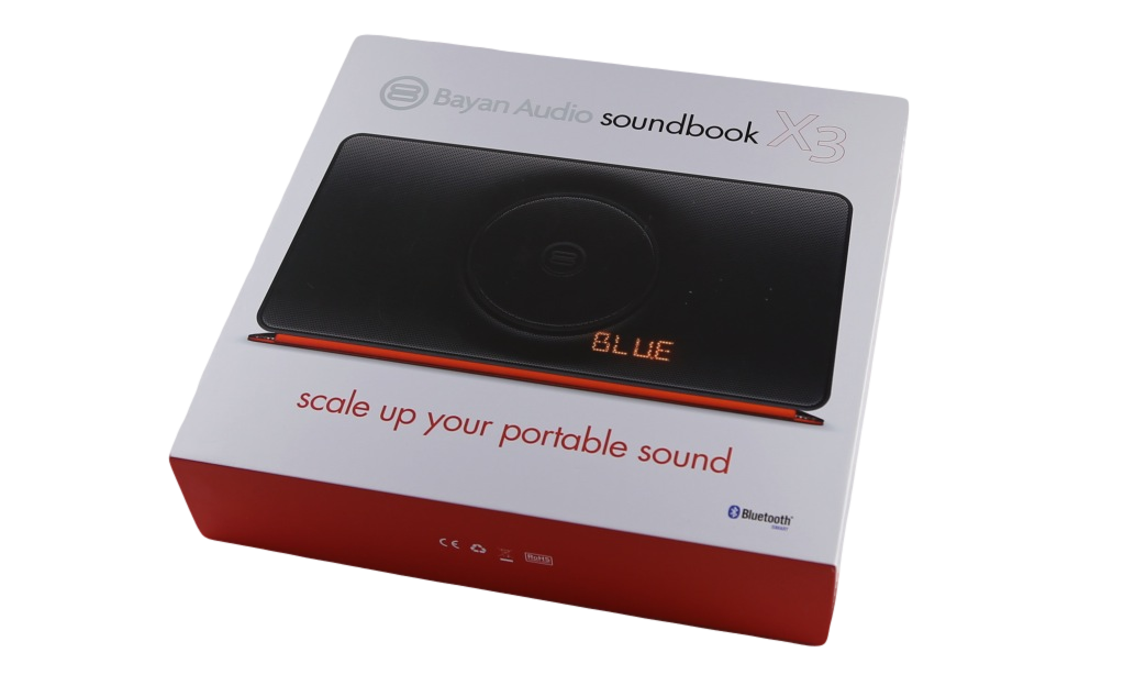 BAYAN AUDIO SOUNDBOOK X3 BOX FRONT