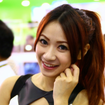 Girls of Computex 2014 - 016