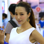 Girls of Computex 2014 - 034