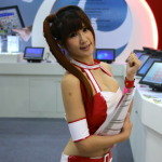 Girls of Computex 2014 - 085