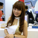 Girls of Computex 2014 - 086
