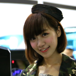 Girls of Computex 2014 - 098