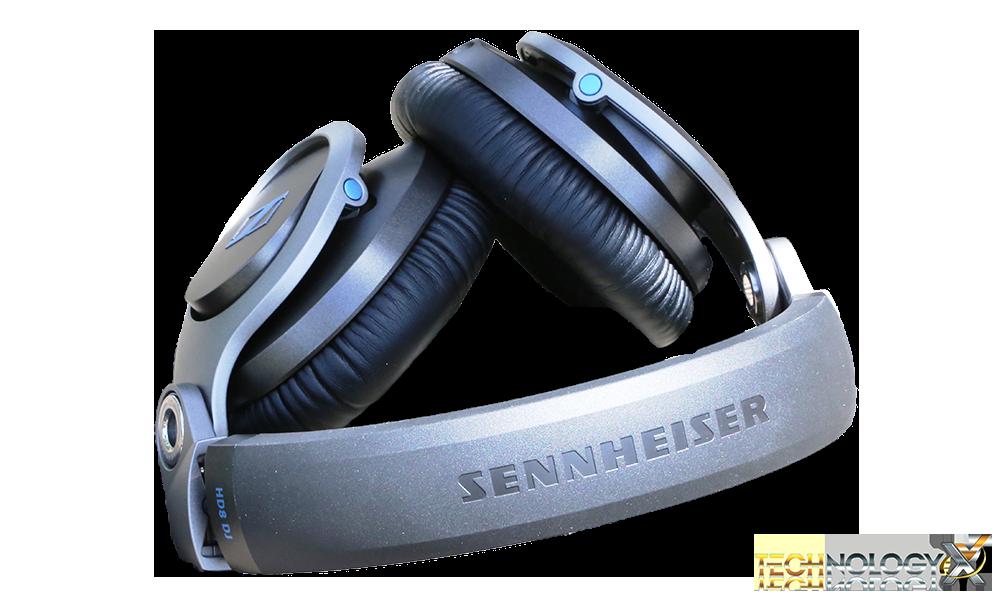 Sennheiser HD8 DJ Headphones 2 L