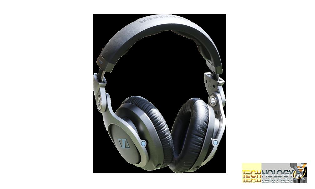 Sennheiser HD8 DJ Headphones 2
