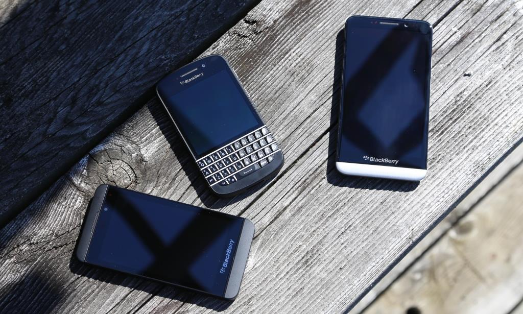 BlackBerry Family 2