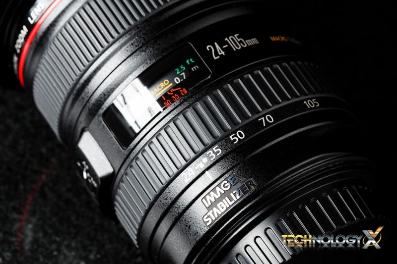 Canon EF 24-105 Body