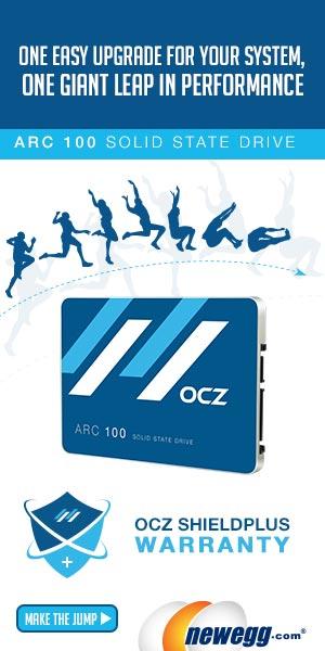 OCZ Arc 100!