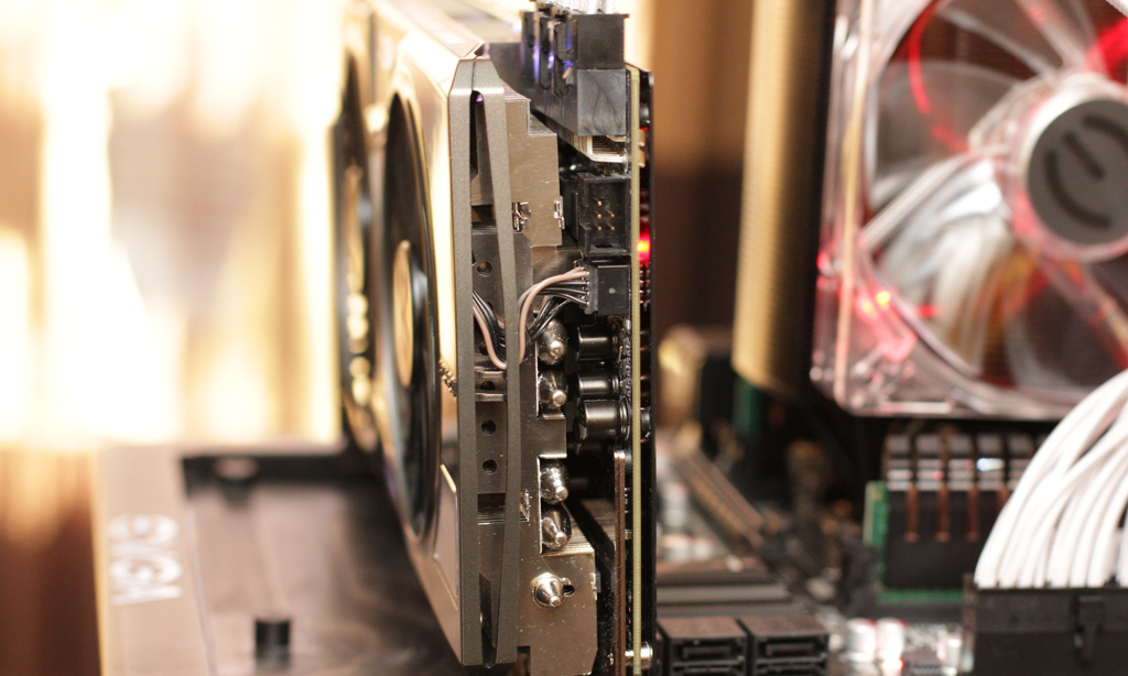 EVGA Shows off the New 980 Kingpin and Gaming Mice - CES 2015 Update