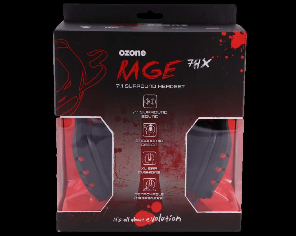 Ozone Rage 7HX-2