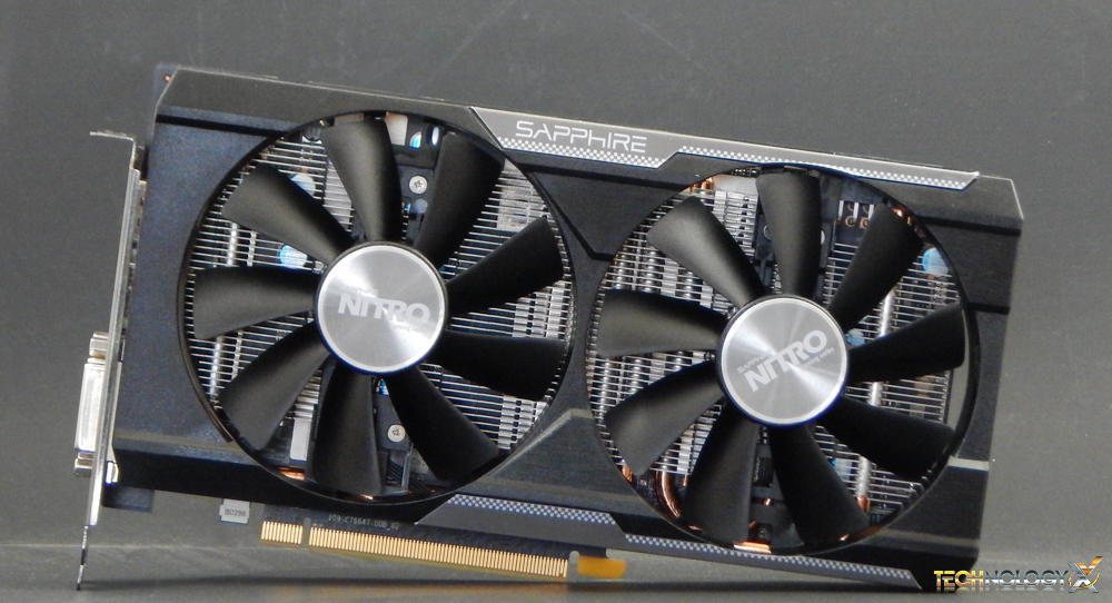 Sapphire R9 380 Nitro 4GB Graphics Card Review | Technology X