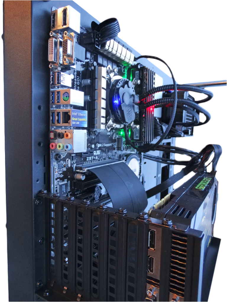 Thermaltake Core P5 Chassis Review Technology X