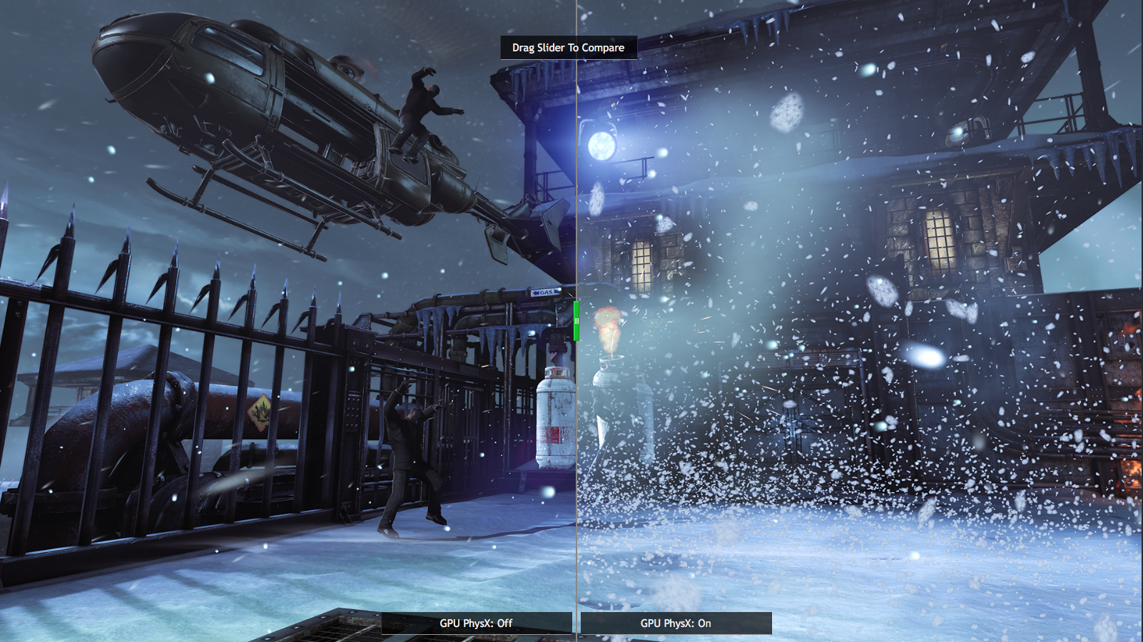 Using a Graphics Card as a PhysX Processor - Beneficial or