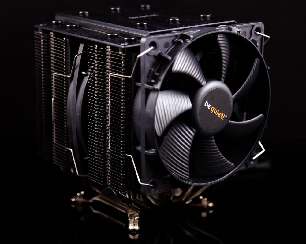BK022 be quiet! Dark Rock Pro 4 - CPU Cooler - 250W TDP ...