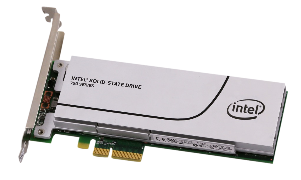 Intel 750 PCIe SSD 1