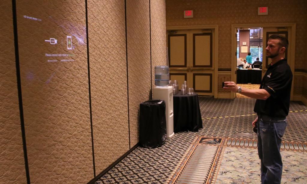 SV 2016 UO Smart Beam Projector