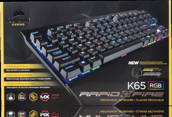Corsair K65