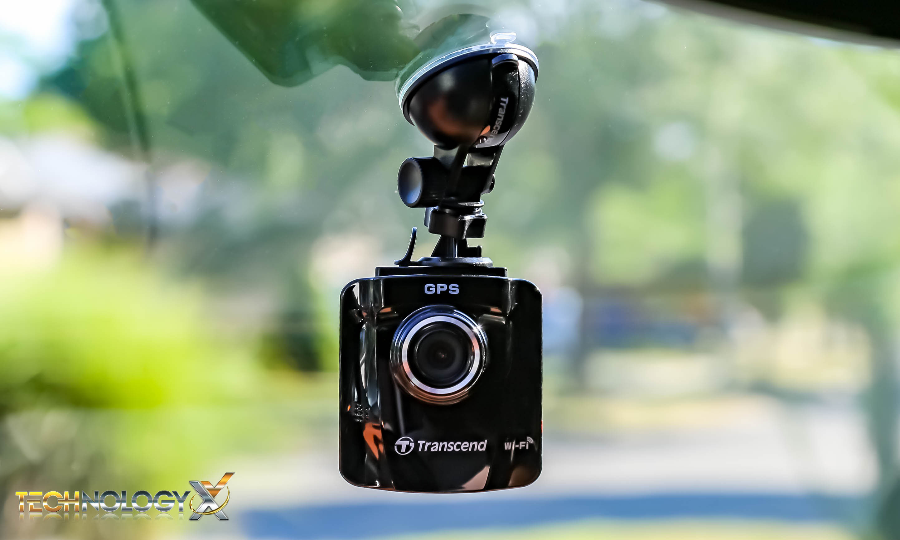 Transcend DrivePro 220 Car Video Recorder Review | Technology X