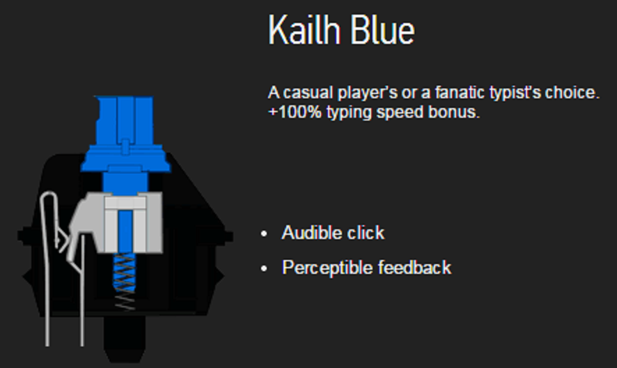 Kailh-Blue