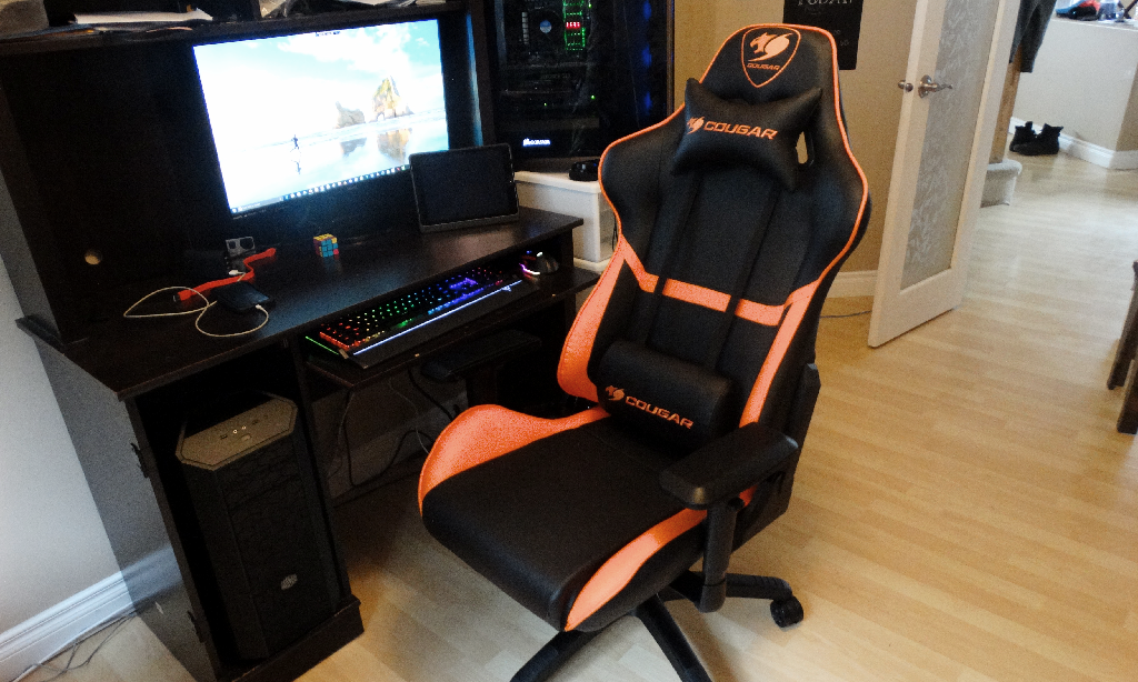 Astounding Cougar Armor Gaming Chair Review Technology X Short Links Chair Design For Home Short Linksinfo