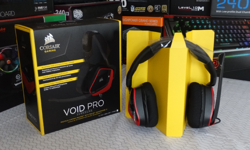 Corsair Void Pro Gaming Headset Review | Technology X