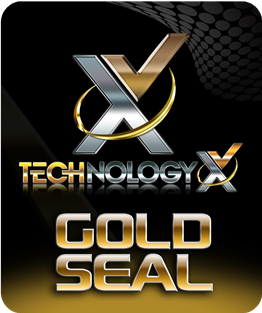 Tech X Gold Seal Opt
