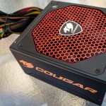 Cougar RX Series 500W Gaming PSU 80 PLUS feat