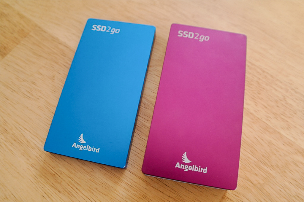 angelbird ssd2go external usb 3.0 ssd twin 480gb 240gb