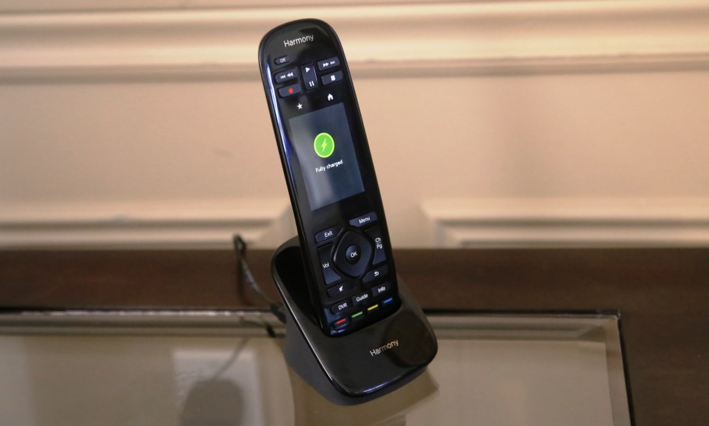 Logitech Harmony Ultimate Remote In Stand 2