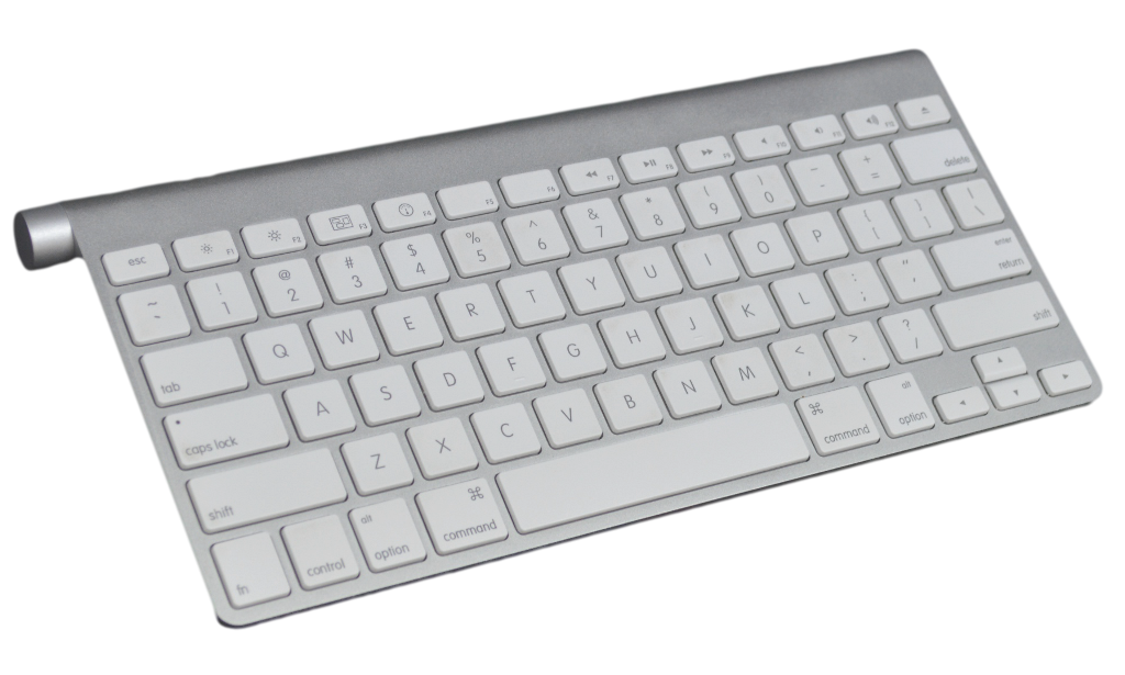 Mobee Magic Feet Wireless Keyboard