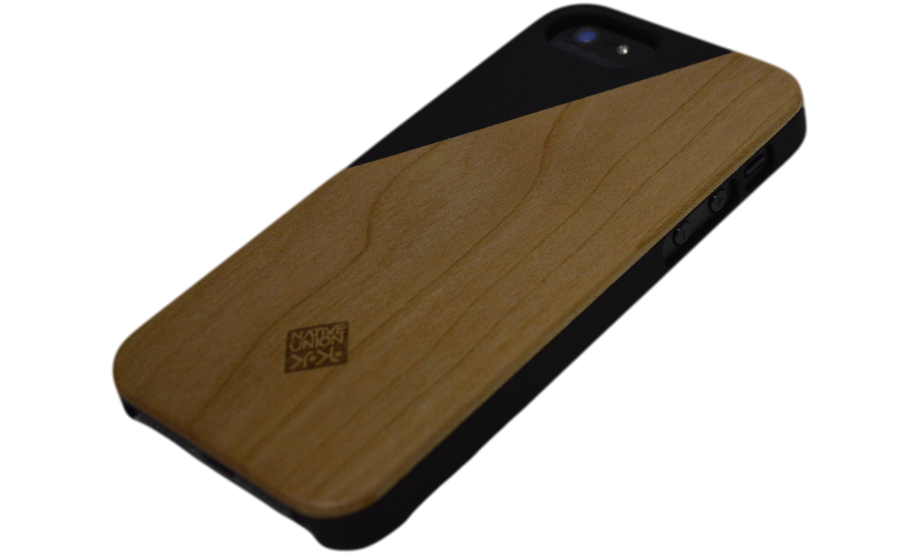 Native Union CLIC Wooden iPhone 5-5s Back